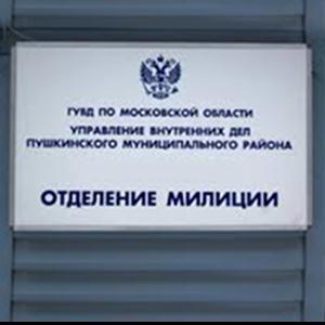 Отделения полиции Мантурово