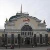 Железнодорожные вокзалы в Мантурово