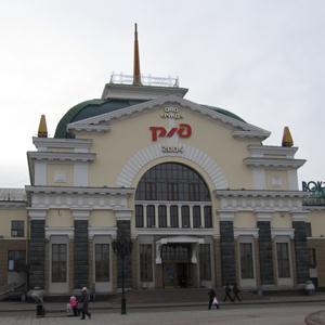 Железнодорожные вокзалы Мантурово